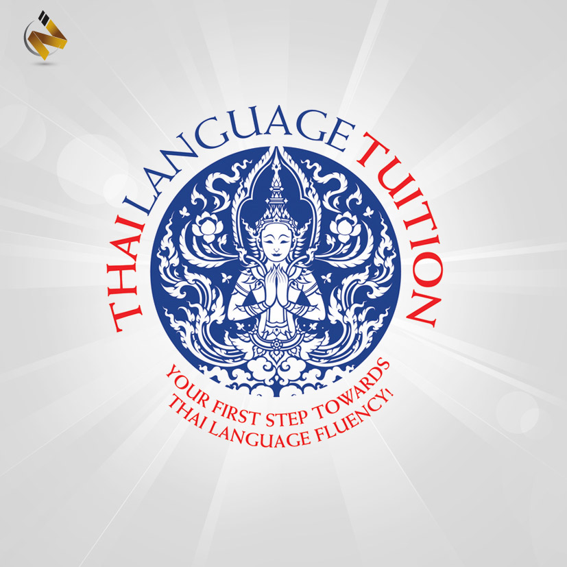 Conversational Thai Logo Design Leigh
