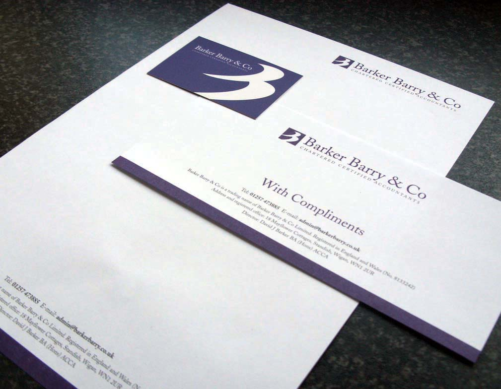 Logo and stationery design...because image matters...