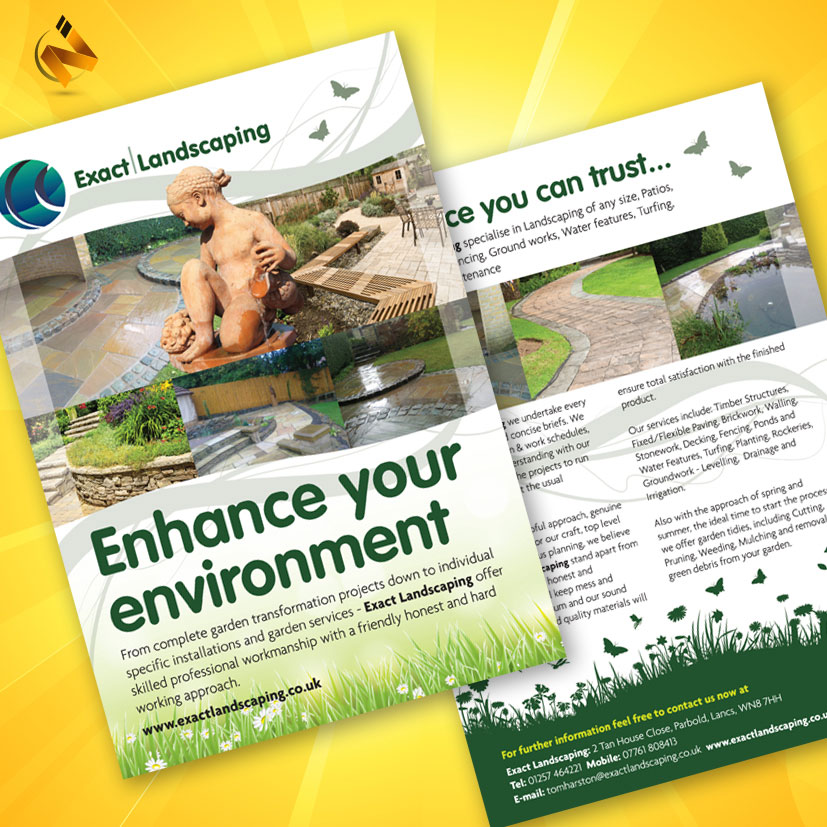 Enhance Your Environment | Exact Landscapes