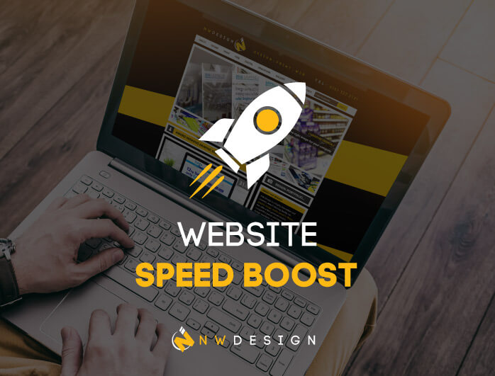 Speed Boost your website and rank higher in Google.