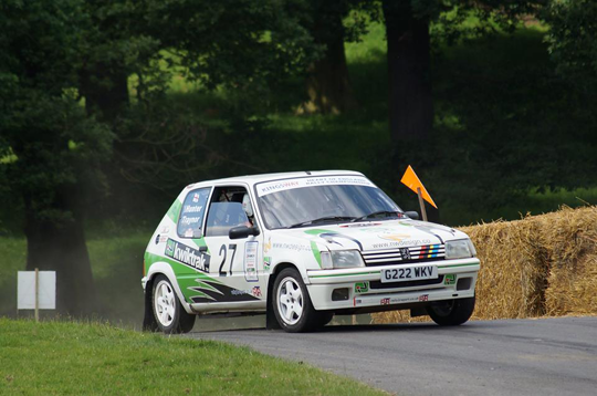 Rally of the Midlands 2014